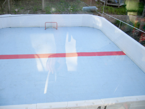 WE Build Backyard U0026 Commercial Hockey Rinks / Courts NJ PA NY MD