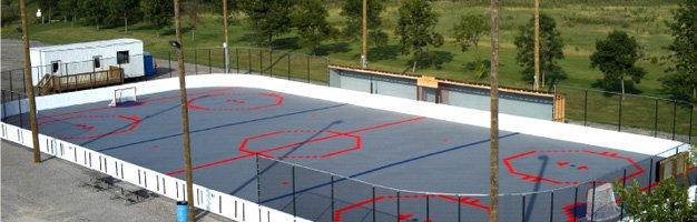 Hockey Rink Court Builders Nj Ny Pa Md